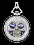 Montblanc - Tourbillon Cylindrique Pocket Watch 110 Years Edition