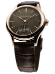 Laurent Ferrier - Galet Square Red Gold Case Chocolate Dial