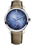 H. Moser & Cie. - Endeavour Perpetual Calendar Weissgold Funky Blue