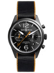 Bell & Ross - BR 126 Carbon Orange