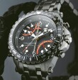 Timex - TX 730 Fly-back Chronograph Compass Second Time Zone