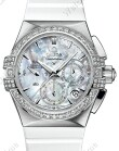 Omega - Constellation Double Eagle Ladies' Co-Axial Chronograph