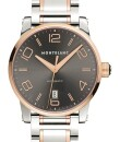 Montblanc - TimeWalker Automatic Steel Gold