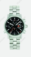 Fortis - Spacematic Chronograph Alarm