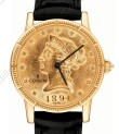 Corum - $10 Liberty Gold Coin