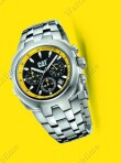 CAT - Yellow Steel Chronograph