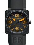 Bell & Ross - Bell & Ross BR01-92 Orange Instrument