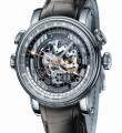 Arnold & Son - Hornet World Timer Skeleton