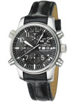 Fortis - F-43 Flieger Chronograph Alarm GMT Certified Chronometer