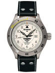 Traser Swiss H3 Watches - Bücker Automatic Titan White Limited Edition