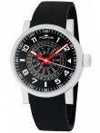 Fortis - Spacematic Black-Red