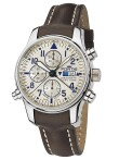 Fortis - F-43 FLIEGER CHRONOGRAPH ALARM CERTIFIED CHRONOMETER