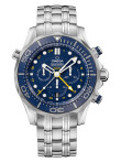 Omega - Diver 300m Co-Axial GMT Chronograph