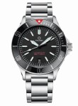 Tourby Watches - Lawless Black 40 Red Edition