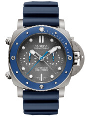 Panerai -  Submersible Chrono Guillaume Nery Edition