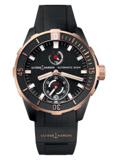Ulysse Nardin - Diver Chronometer 44 mm Rose Gold