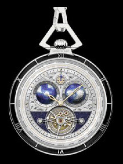 Tourbillon Cylindrique Pocket Watch 110 Years Edition