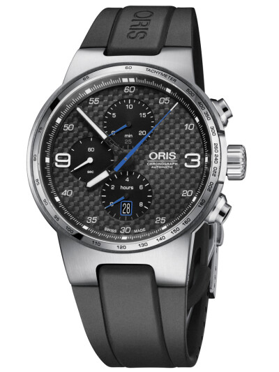 Williams Chronograph Carbon Dial