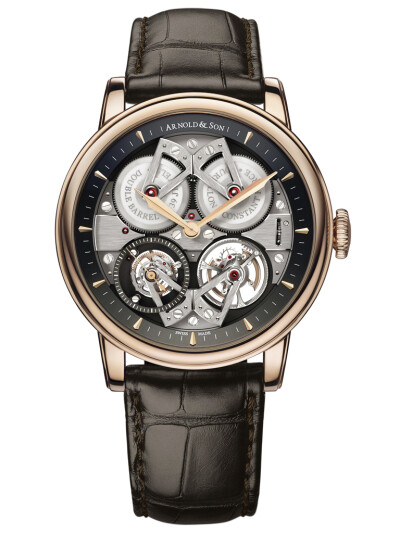 Constant Force Tourbillon