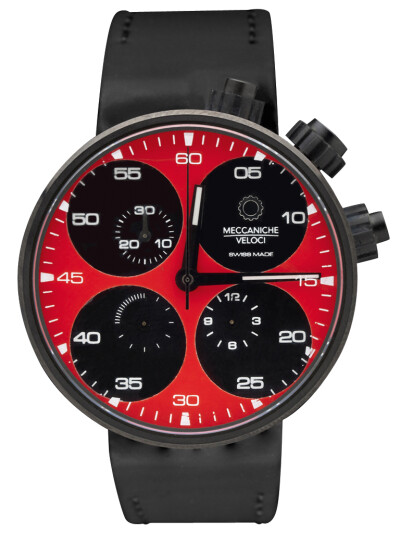 Quattro Valvole 44 Chronograph Only One Race Car