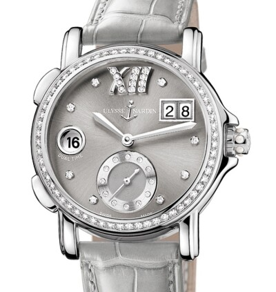 Dual Time Lady