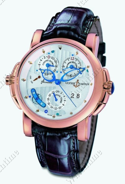 Sonata Cathedral Dual Time