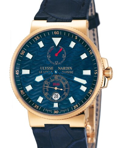 Maxi Marine Diver Blue Wave Limited Edition