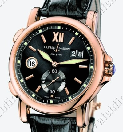 Dual Time 42 mm