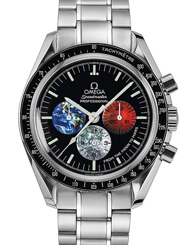 Speedmaster Professional From the Moon to Mars