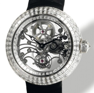 Crystal Tourbillon