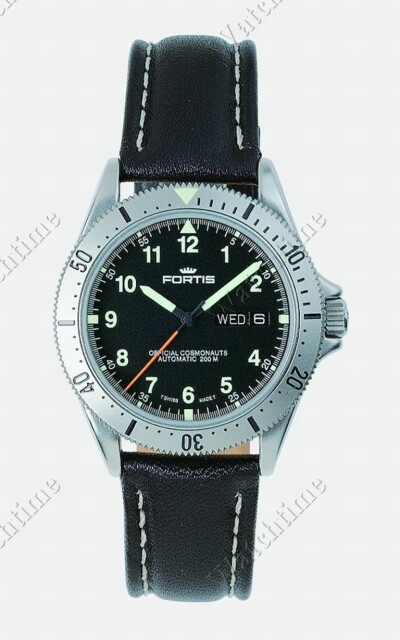 Official Cosmonauts Automatic Day/Date