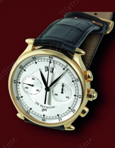 Chronograph Minutes Counter, Big Date