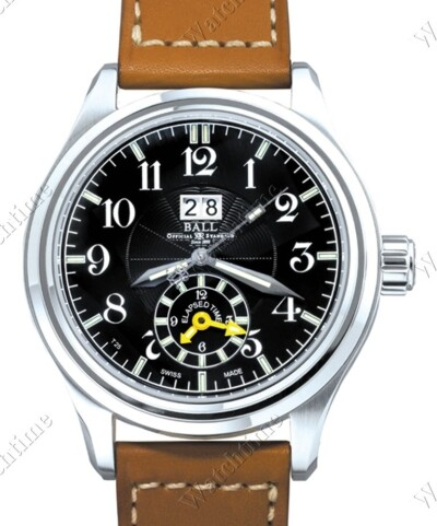 Trainmaster Voyager Dual Time