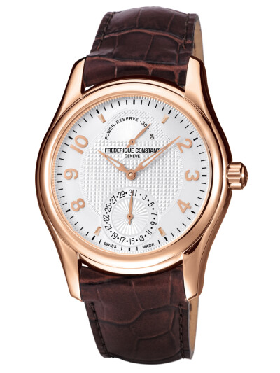 Runabout Manufacture Power reserve