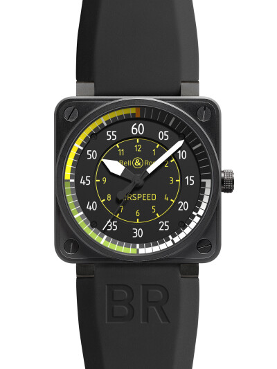 BR 01 – 92 Airspeed