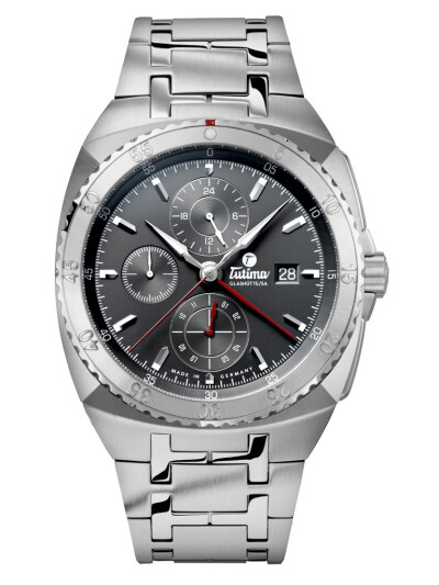 Saxon One Chronograph LS