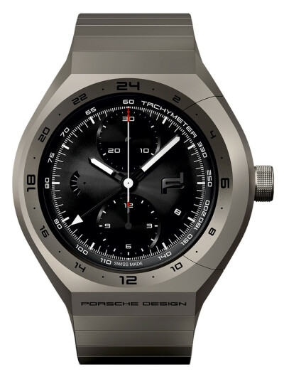 Monobloc Actuator GMT-Chronotimer All Titanium
