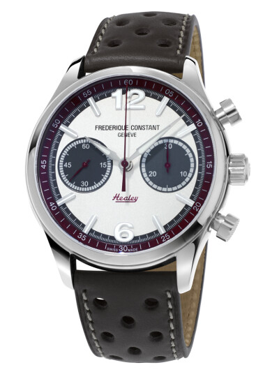 Vintage Rally Healey Chronograph