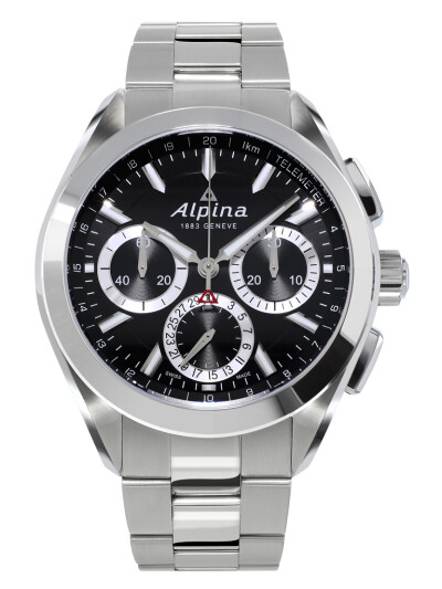 Alpiner 4 Manufacture Flyback Chronograph