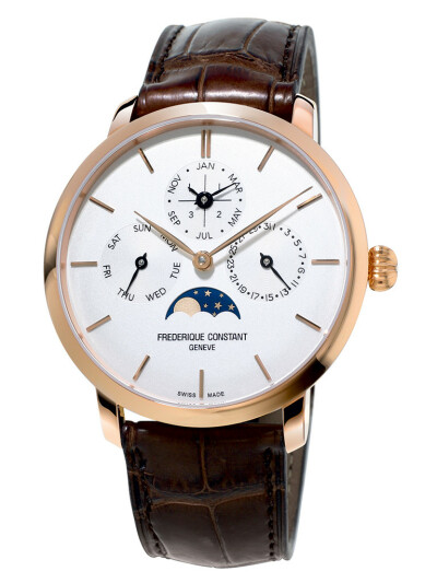 Slimline Moonphase Manufacture Perpetual Calendar