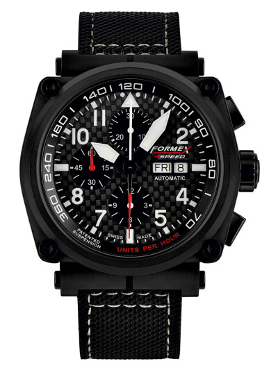 Automatic Chronograph Carbon Limited Edition
