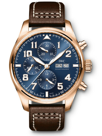 Pilot's Watch Chronograph Edition «Le Petit Prince»