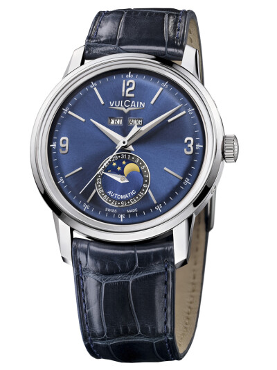 50s Presidents' Moonphase Automatic